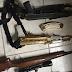 Confisca SEDENA arsenal al CDN en Nuevo Laredo
