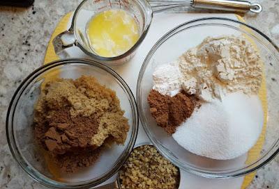 Hot Fudge Pudding Cake Ingredients
