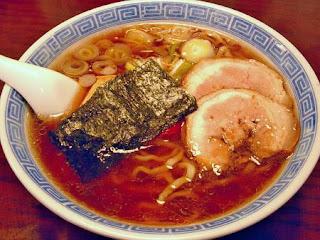 中華そば / 同気食堂 (西会津町)