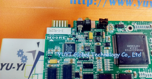 MOORE 16336-1-1 Card / 15232-85 SBC-2B