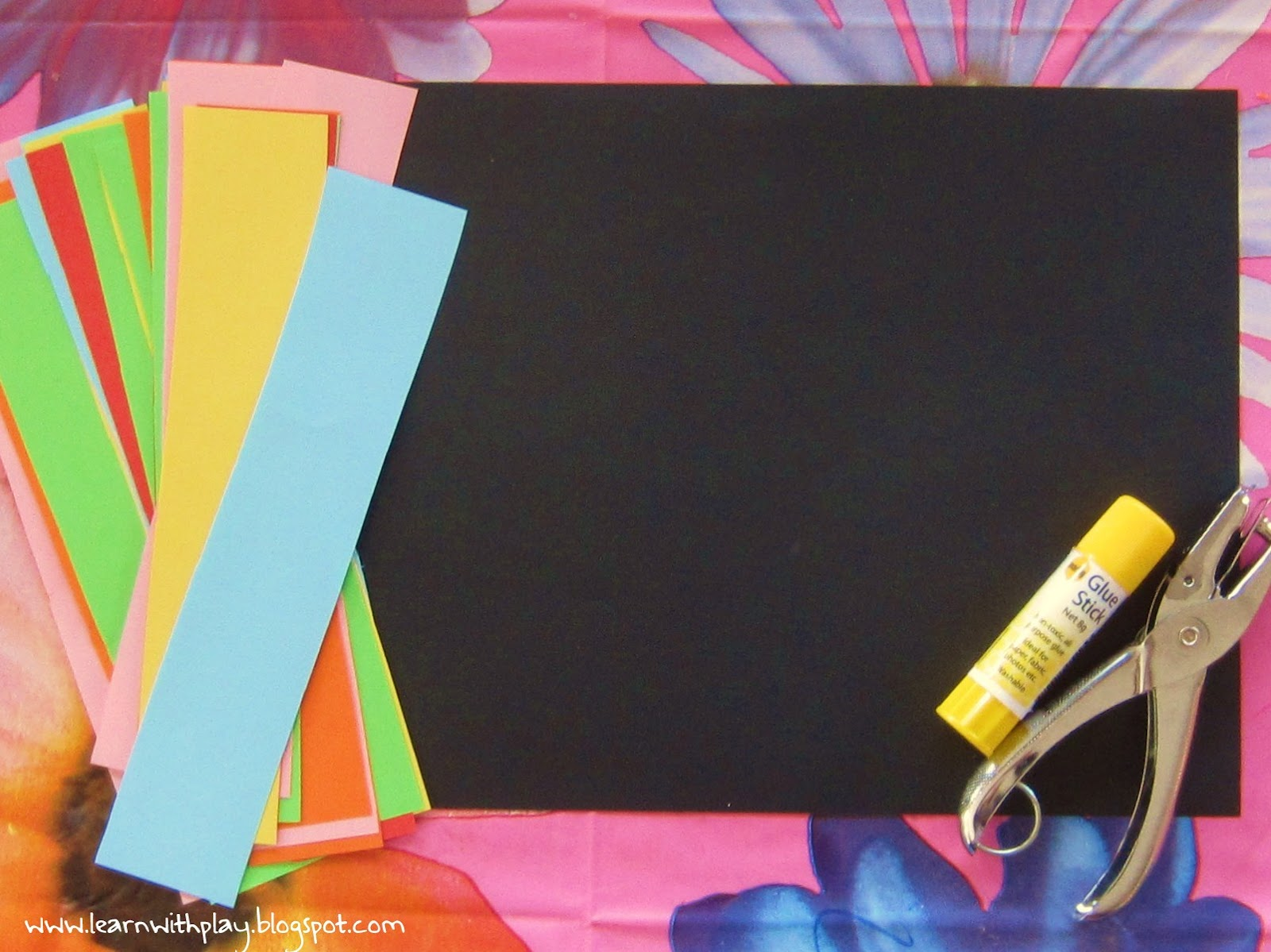 Easy Art For Kids Activity Childrens Fine Motor Skills