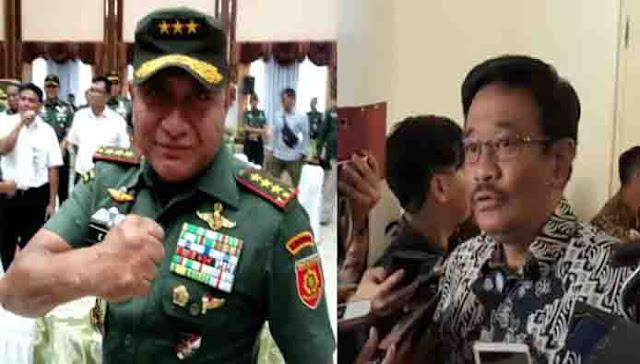 Cagub Gagal DKI Djarot Saiful Lawan Edy Rahmayadi di Pilgub Sumut?