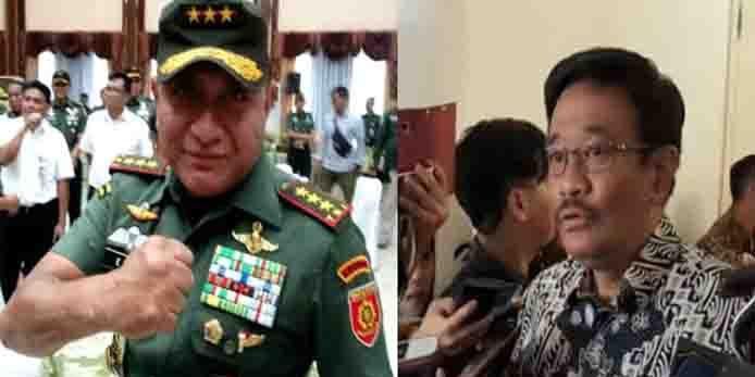 Cawagub Gagal DKI Djarot Saiful Lawan Edy Rahmayadi di Pilgub Sumut?