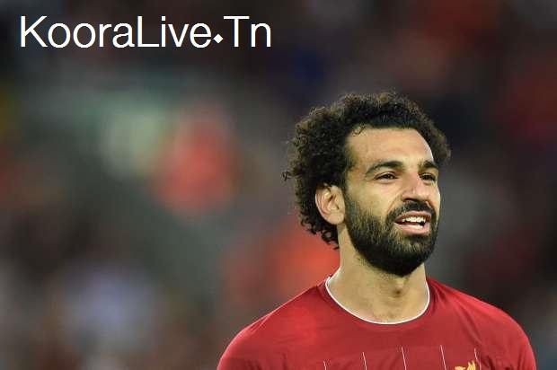 محمد صلاح يعبر عن مدى عشقه لــ ليفربول