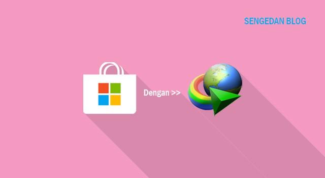 Cara Download Offline Aplikasi dari Microsoft Store (Bisa IDM)