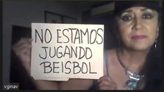 Gobernador de Yucatán: No estamos jugando béisbol, feministas a Vila