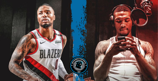End Of Summer '19 Freestyle | 2 minutos de freestyle com o jogador da NBA Damian Lillard
