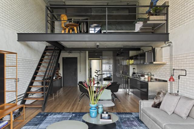 loft-stile-industriale