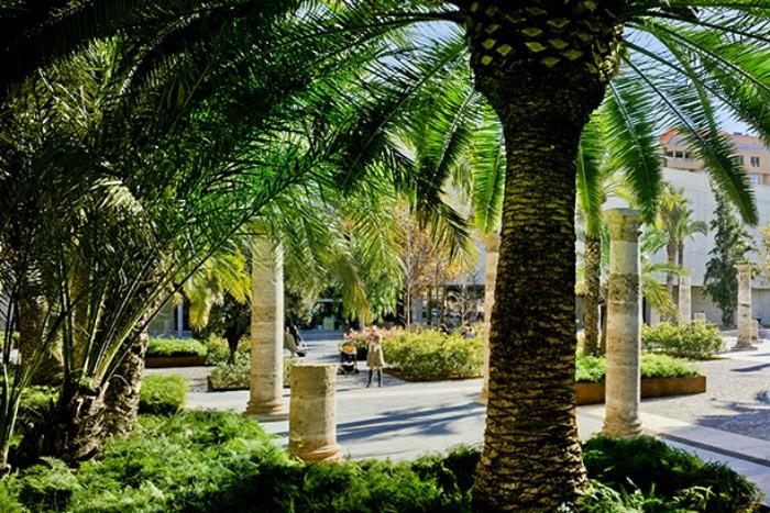 Jard n arqueol gico de valencia guia de jardin for Guia jardin noble 2016