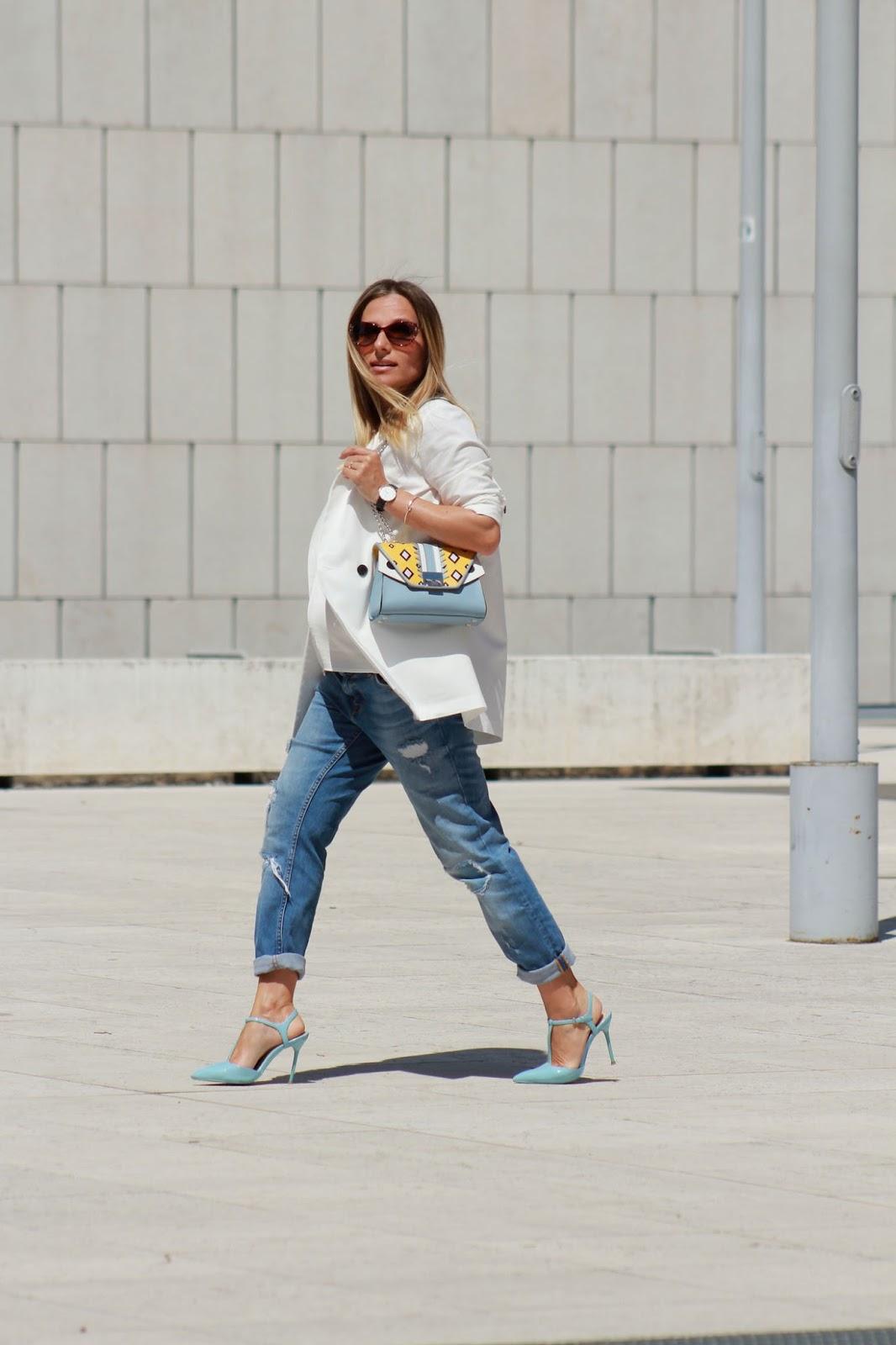 Come indossare un blazer - Eniwhere Fashion