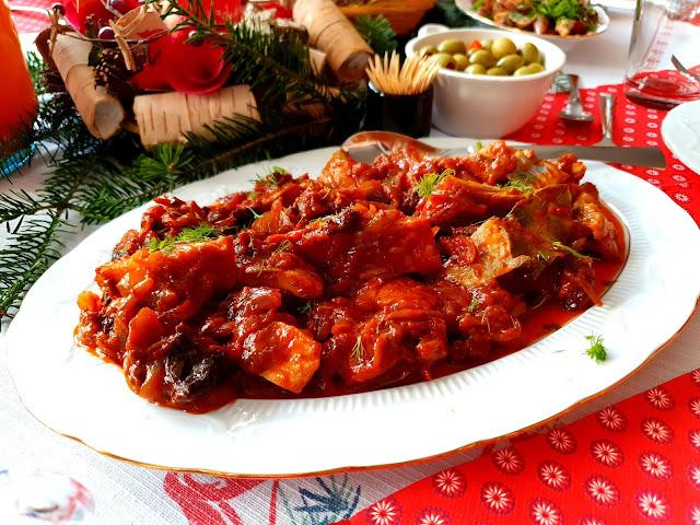 śledź po kaszubsku, śledźna święta, wigilijny śledź, prosty przepis na śledzia,matjasy w zalewie, wigilijne potrawy,wigilia,Boże Narodzenie,z kuchni do kuchni,top blog kulinarny,