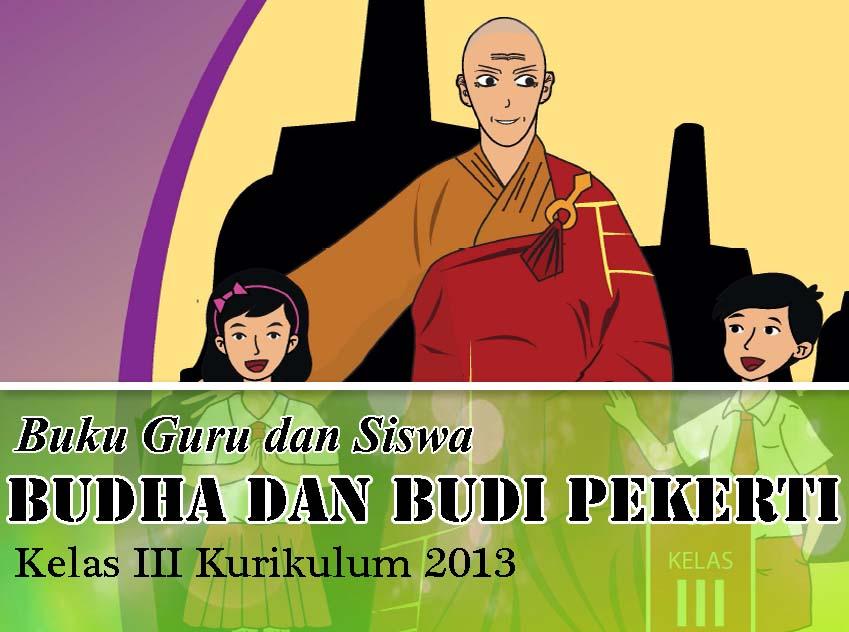 Buku PA Budha dan Budi Pekerti Kelas III