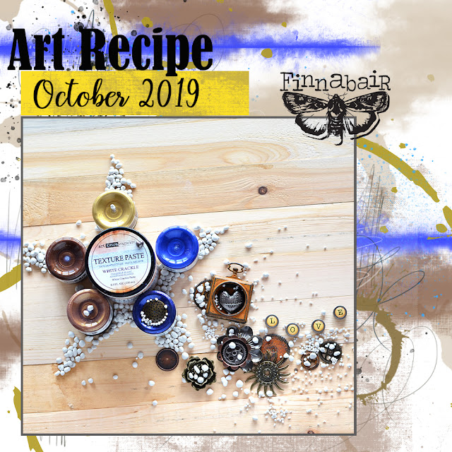 Art Recipe - October 2019