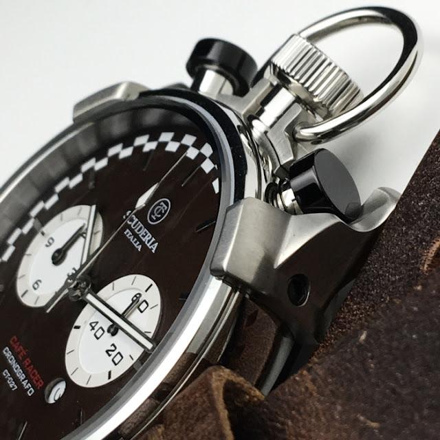 大阪 梅田 ハービスプラザ WATCH 腕時計 ウォッチ ベルト 直営 公式 CT SCUDERIA CTスクーデリア Cafe Racer カフェレーサー Triumph トライアンフ Norton ノートン フェラーリ CAFE RACER カフェレーサー CS20122 CS20121 CS20120