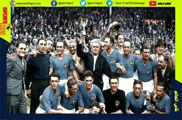 ايطاليا.كاس العالم.كاس العالم 1938