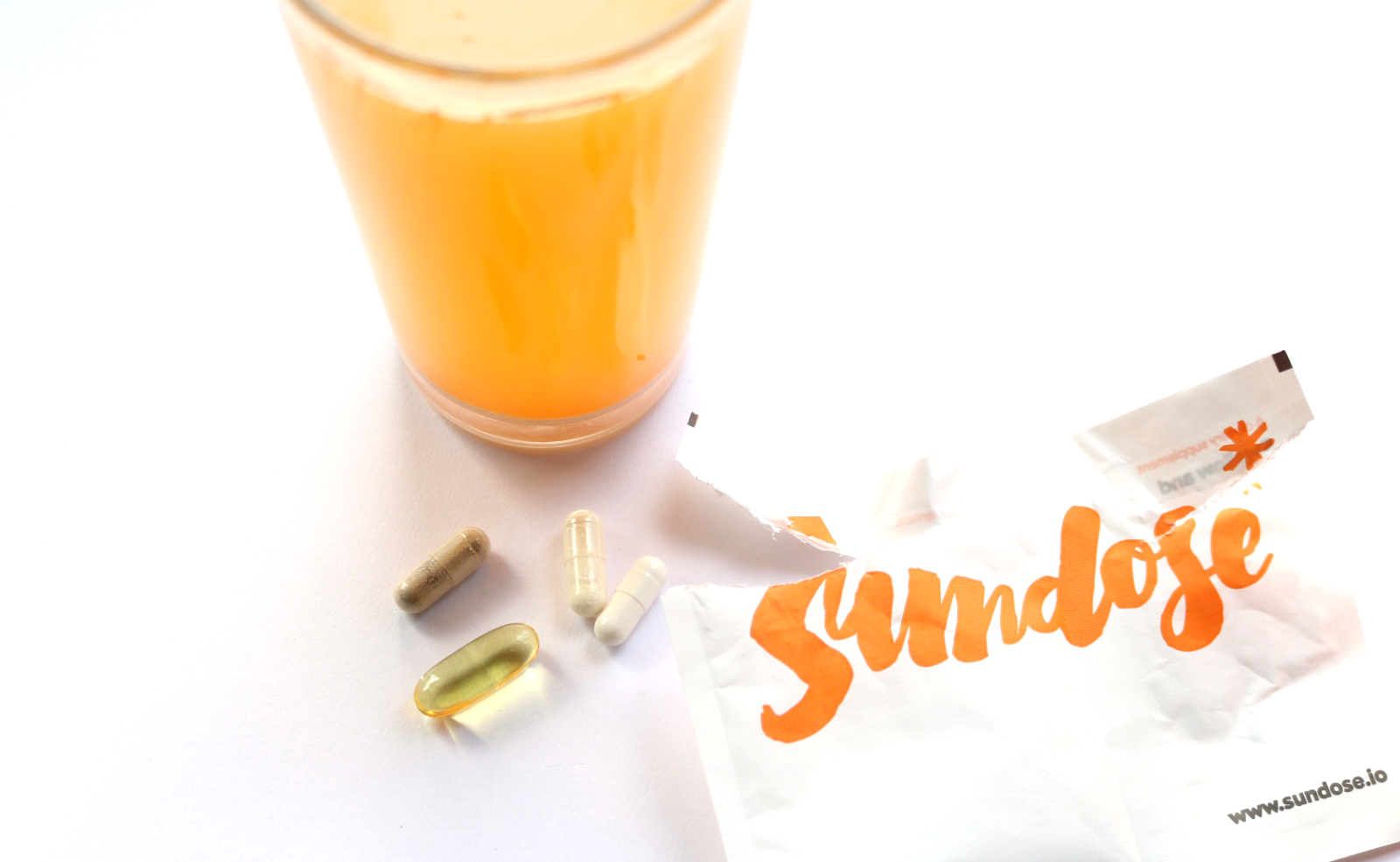 Health & Lifestyle: Sundose - Personalised Supplements review