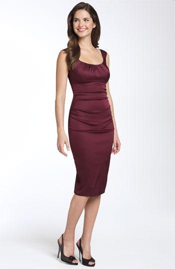 Sheath Dress - A Style Statement