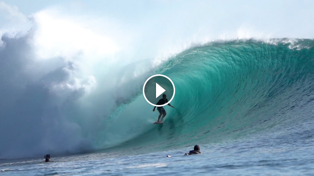 Exclusive Rarely Seen Angles of Desert Point Perfection