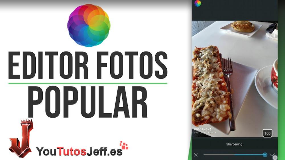 Excelente Editor de Fotos Popular Gratis Android - Descargar Afterlight
