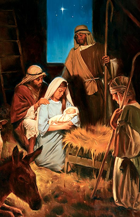 nativity jesus christ lds wallpaper - photo #10