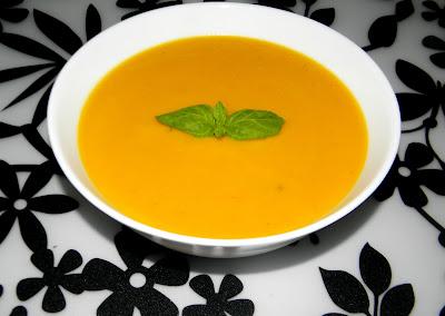 zupa marchewkowo kokosowa