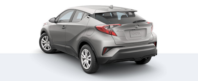 Toyota, New C-HR HYBRID 2019 Ramah Lingkungan, Harga & Spesifikasi