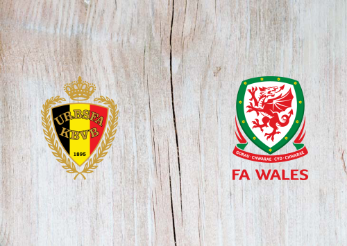 Belgium vs Wales -Highlights 24 March 2021