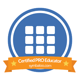 Symbaloo Certified PRO Educator, 2019-2020