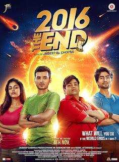 2016 the End (2017) Hindi Movie DTHRip | 720p | 480p
