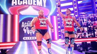 AA WWE Chad Gable Otis Tag Team SmackDown