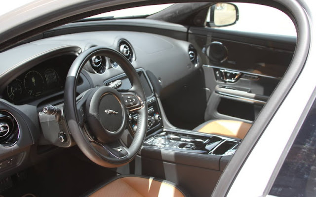2016 Jaguar XJR Review CURRENT AND hottest interior
