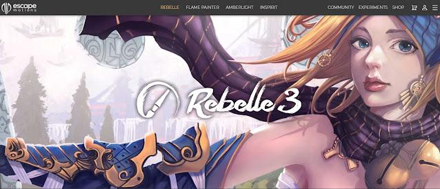 ريبيل 3 Rebelle