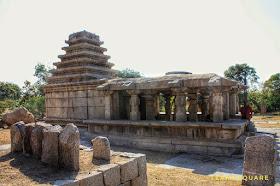 Akka Thangi Twin Temples, Brahmagiri