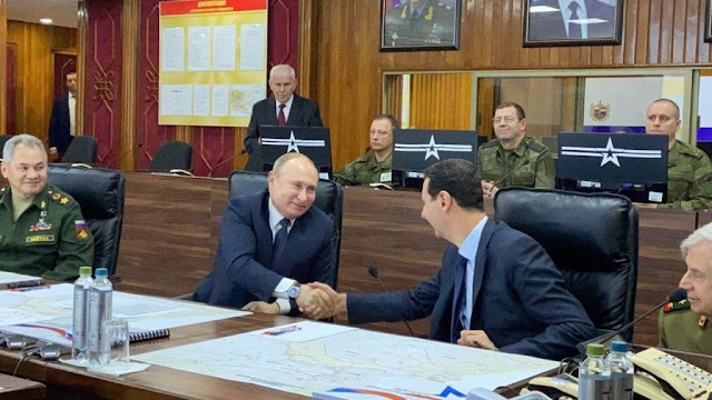 putin-top-russian-generals-are-on-visit-to-syria-held-talks-with-assad