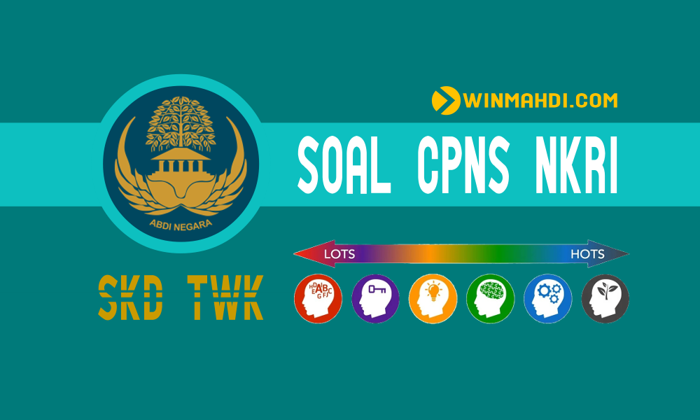 Soal CPNS NKRI