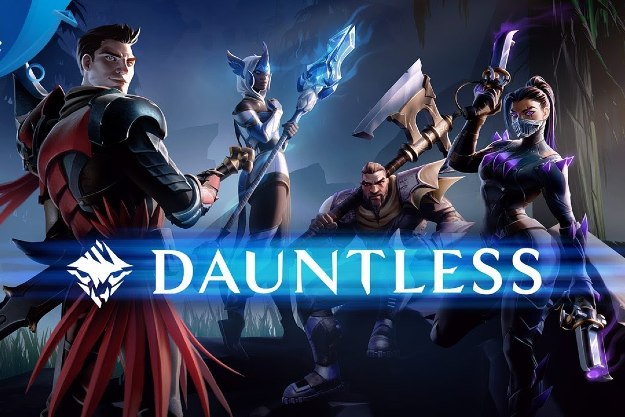 dauntless free pc game windows ps4 xbox action rpg