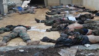 Umat Islam Suriah Ciptakan Neraka untuk Pasukan Syiah Nushairiyah di Utara dan Selatan Suriah