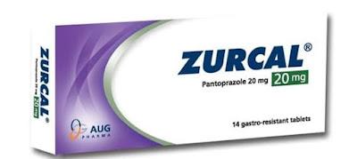 دواء زوركال Zurcal اقراص وحقن  لعلاج  ارتجاع المريء والتخلص من حرقة المعدة