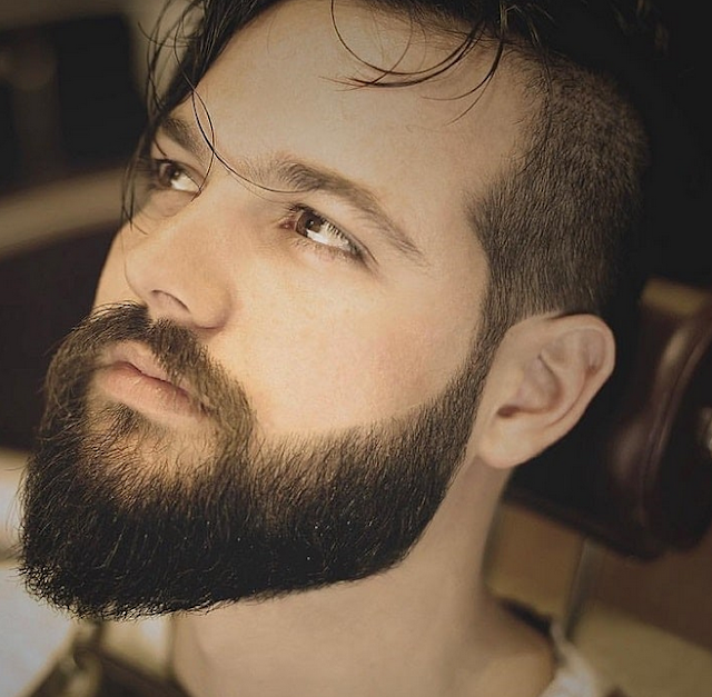 Ducktail Beard Style is very popular in youth.