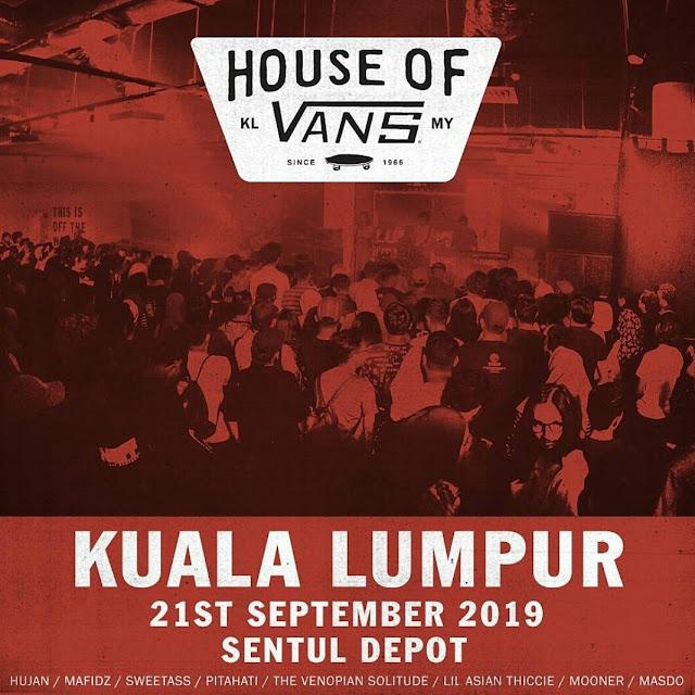 HOUSE OF VANS KUALA LUMPUR 2019
