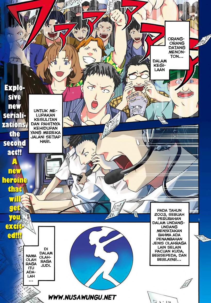 Keijo!!!!!!!! Chapter 01-5