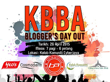 KBBA Blogger's Day Out yang Awesome