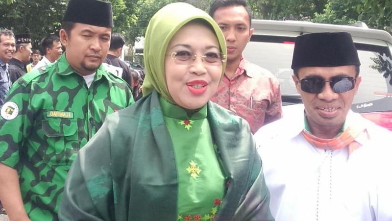 Calon wakil gubernur DKI, Sylviana Murni