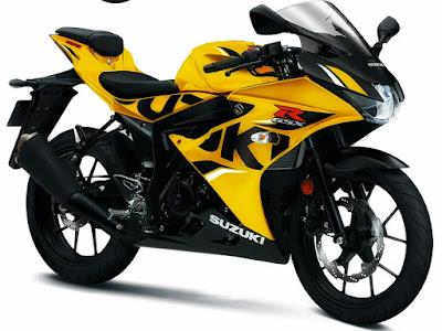 Details of Suzuki GSX-R 150