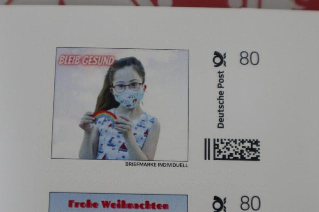 deine Briefmarke
