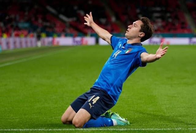 Ιταλία-Αυστρία 2-1 : Δύσκολα αλλά δίκαια στους ''8''