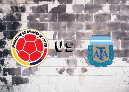 Colombia vs Argentina  Resumen y Partido Completo