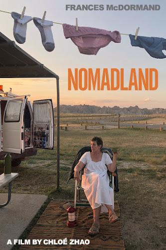 Nomadland (BRRip 720p Dual Latino / Ingles) (2020)