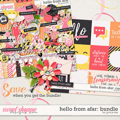Hello From Afar Bundle