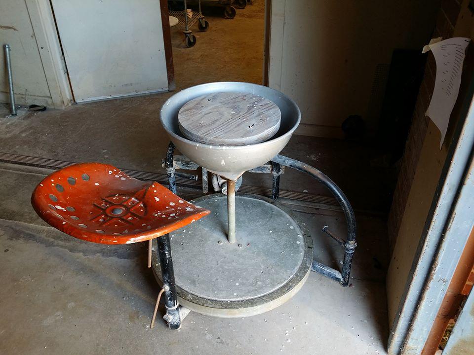 Clay club randall kickwheel for sale in mars hill Randall motors